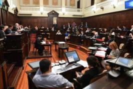 Mendoza: En sesión especial, el Senado dio media sanción al Código Laboral