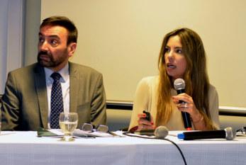 La SRT analizó la evolución del sistema de riesgos del trabajo, en jornada de salud ocupacional en Córdoba