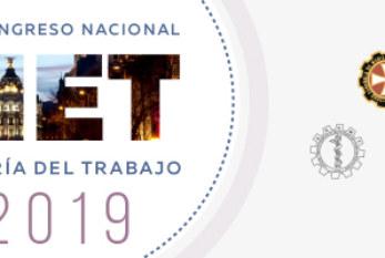 2019: ESPAÑA – II CONGRESO NACIONAL DE MEDICINA Y ENFERMERIA DEL TRABAJO