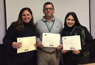 ACHS dicta taller de capacitación en primera ayuda psicológica para respondedores de la VI Región