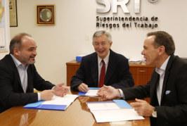 Morón y García presentaron el primer informe sobre la situación laboral de los migrantes en Argentina