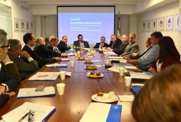 Triaca analizó en el Comité Consultivo Permanente avances de la futura ley de Prevención