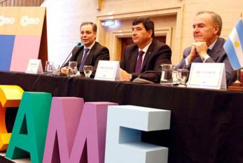 SRT en la asamblea de CAME: La alícuota se ubicó por debajo del 3%