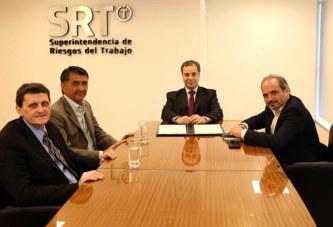 La SRT acordó con Misiones el funcionamiento de las Comisiones Médicas