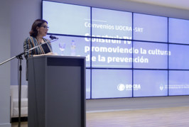La UOCRA respaldó el anteproyecto de ley de Prevención