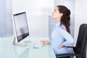 Principales problemas de ergonomía en la oficina y su solución