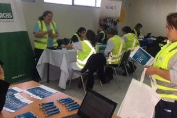 La ACHS realiza con éxito operativo de salud en Soprole