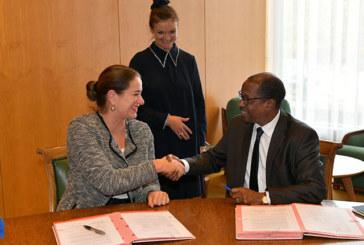 OIT: Nueva asociación estratégica para promover el empleo y la educación para los refugiados y las comunidades de acogida