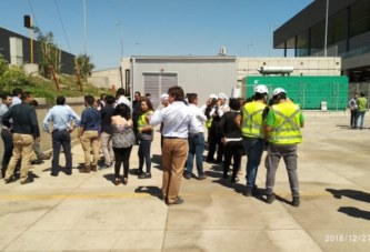Chile: Logística Falabella realiza con éxito simulacro de emergencia