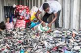 50 millones de toneladas de desperdicios electrónicos potencialmente generados por el trabajo se desechan anualmente