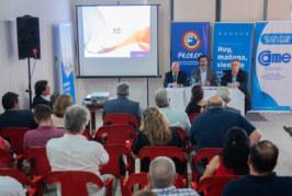 A dos años de la nueva ley, la SRT mantuvo reuniones en Santa Fe en busca de la adhesión provincial