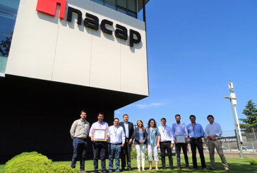 ACHS: Comités Paritarios de INACAP reciben certificación