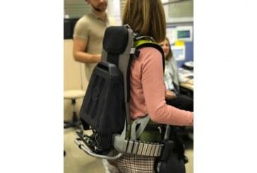 Gogoa fabrica un exoesqueleto médico con la tecnología aditiva de HP