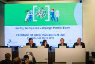 Los socios de la campaña de la EU-OSHA intercambian buenas prácticas para hacer frente a las sustancias peligrosas — ¡El resumen del evento ya está disponible!