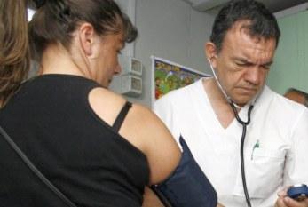 Hipertensión arterial afecta a tres de cada 10 mayores de 18 años