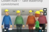 Napo promueve las reglas de oro para la seguridad y la salud en el trabajo
