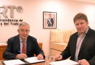 Acuerdo para fortalecer la prevención y la calidad de empleo en Chaco
