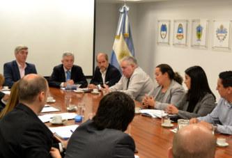 Reunión del Comité de Control de la SRT con la SIGEN