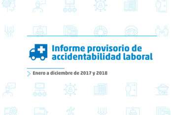 Argentina: Bajaron 6% los accidentes laborales en 2018
