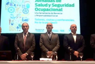 La SRT en jornadas de Salud y Seguridad en Córdoba y Rosario