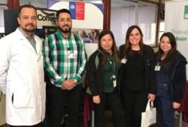 Servicio de Salud Metropolitano Oriente y la ACHS conmemoraron el Día Internacional de la Seguridad y Salud en el Trabajo